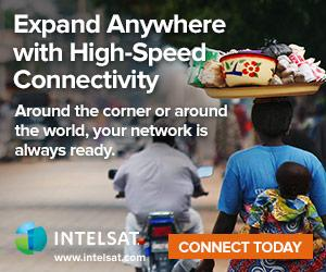 Connect Anywhere Today with Intelsat