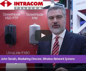Intracom Telecom Video Interview with John Tenidis