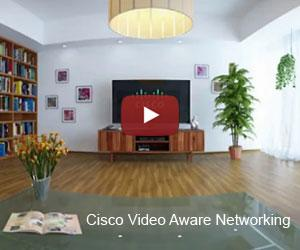 Cisco Video Aware Networking 360 VR Experience