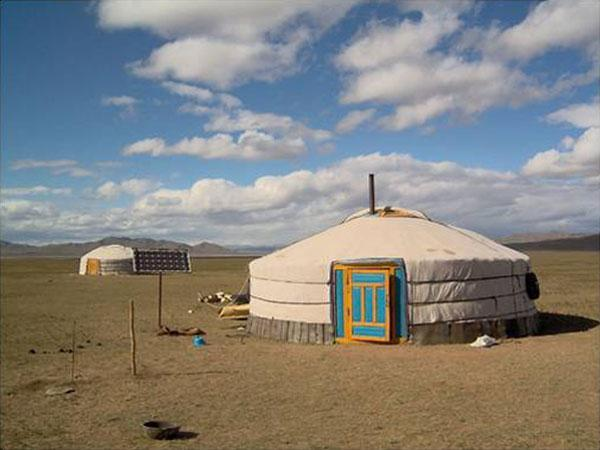 Ger Internet Case Study Mongolia