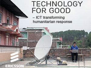technology for good ericsson 300225