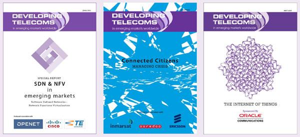 More - Developing Telecoms